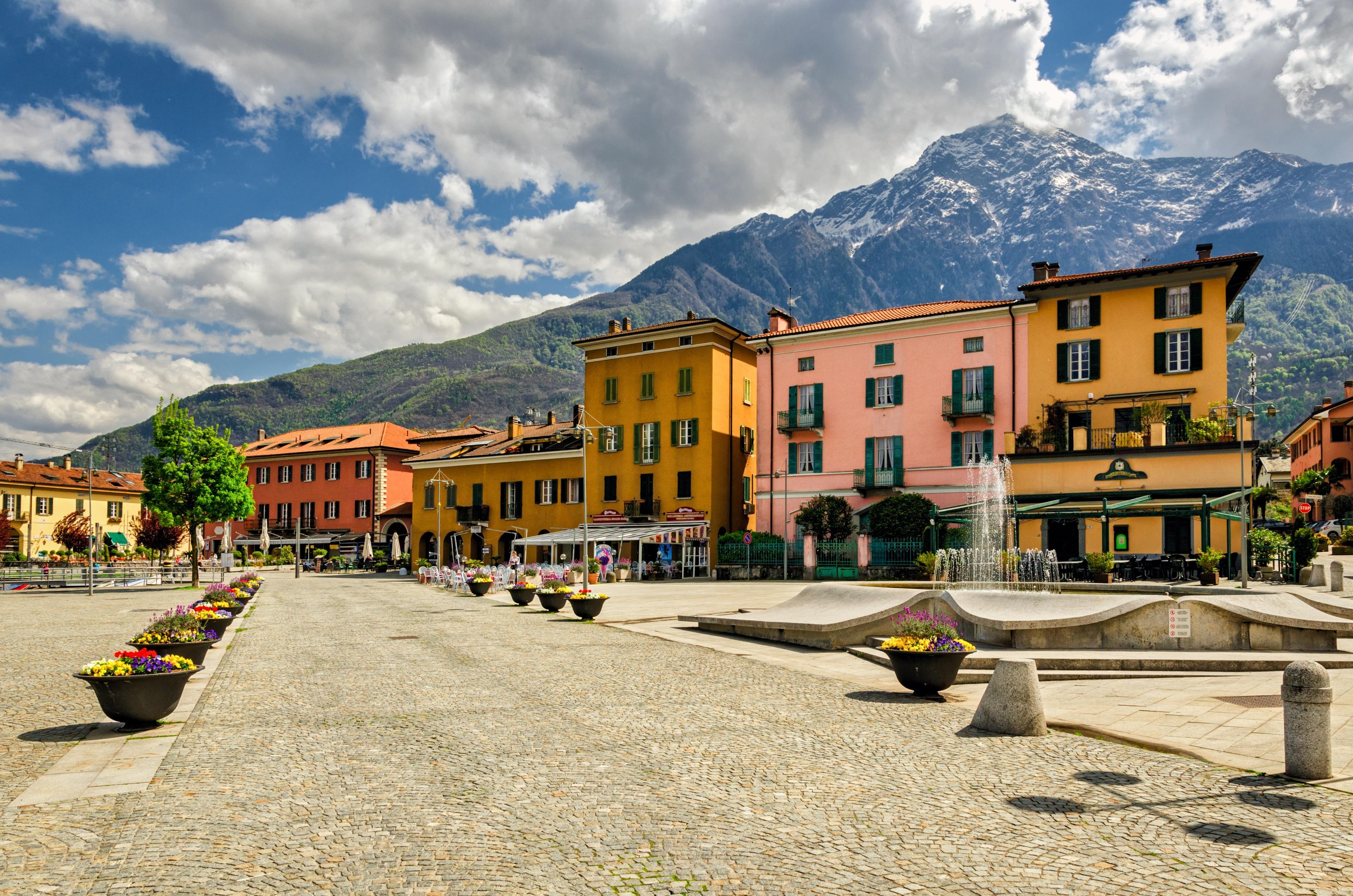 Domaso, Lombardy, Italy