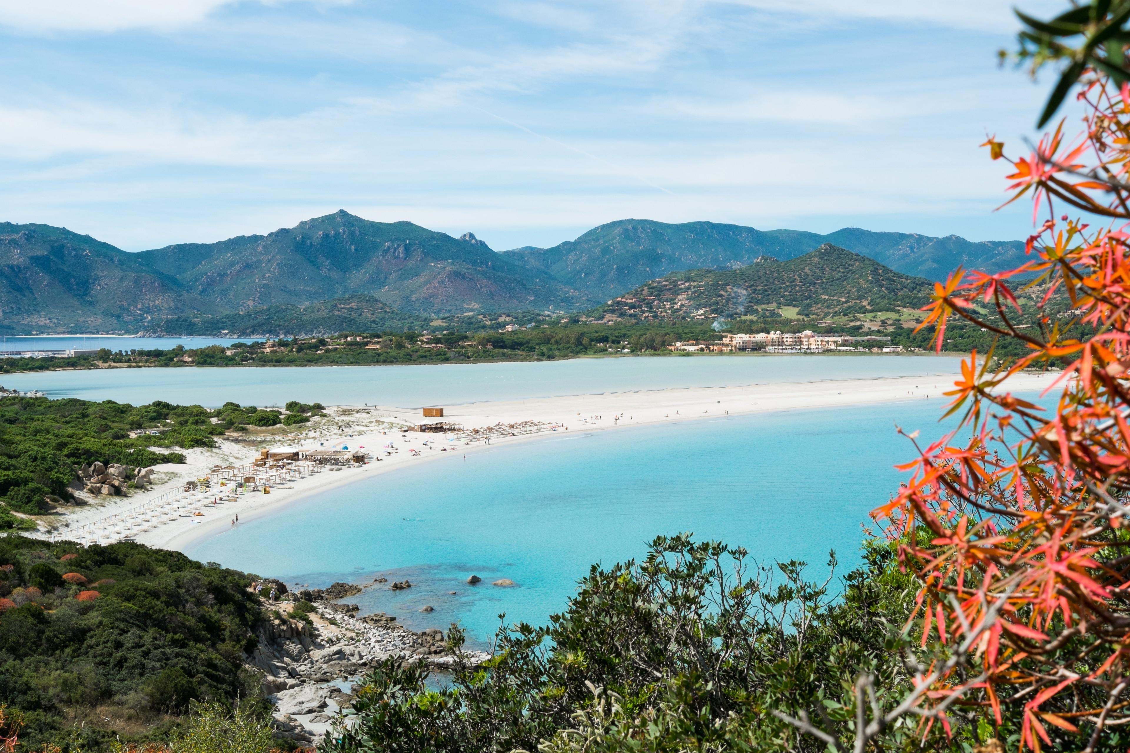 Campulongu, Villasimius, Sardinia, Italy