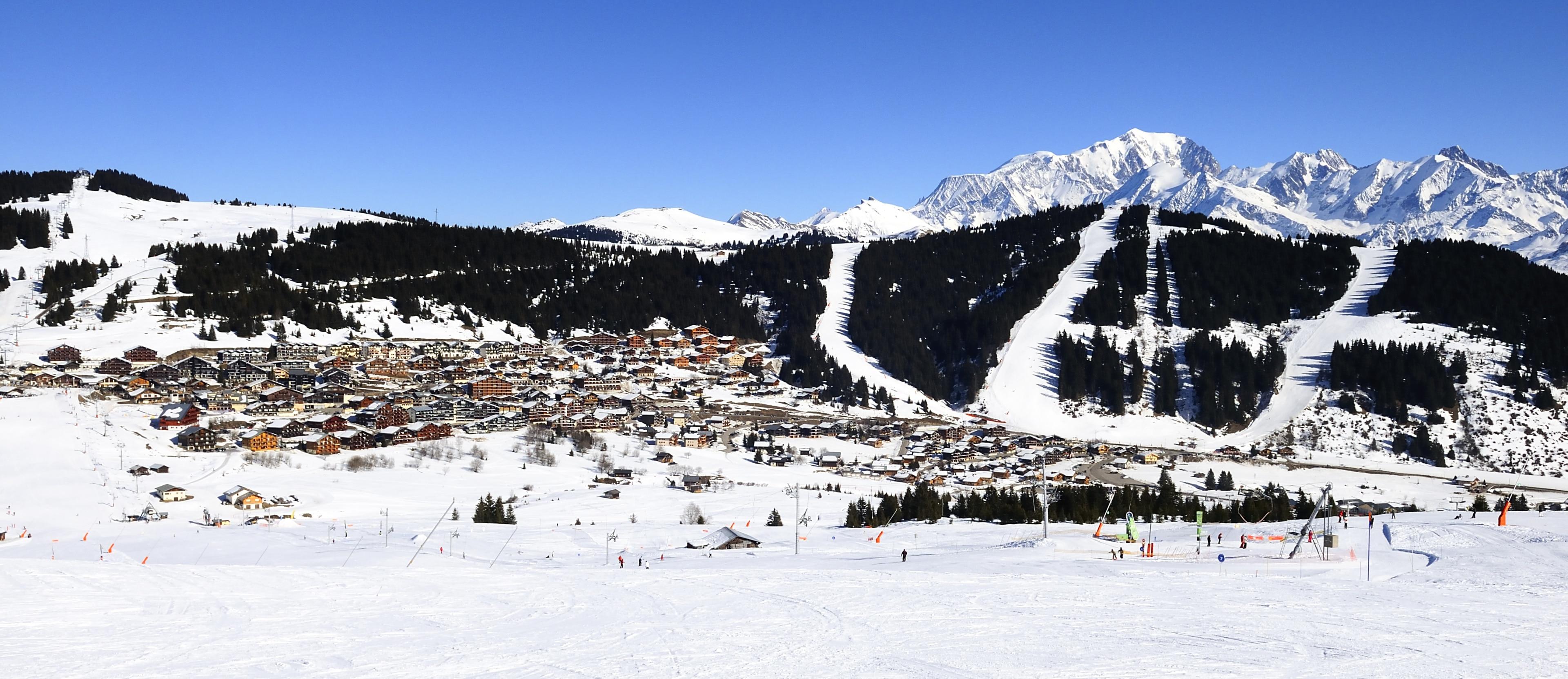 Les Saisies, Savoie, France