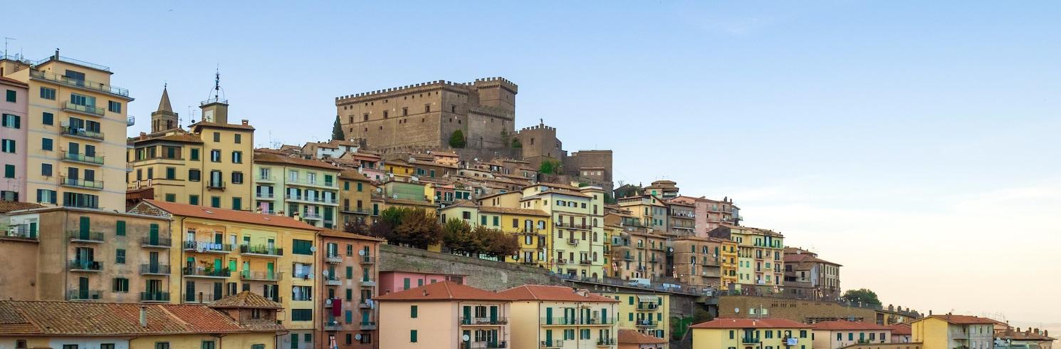 Сориано-нель-Чимино (коммуна), Италия