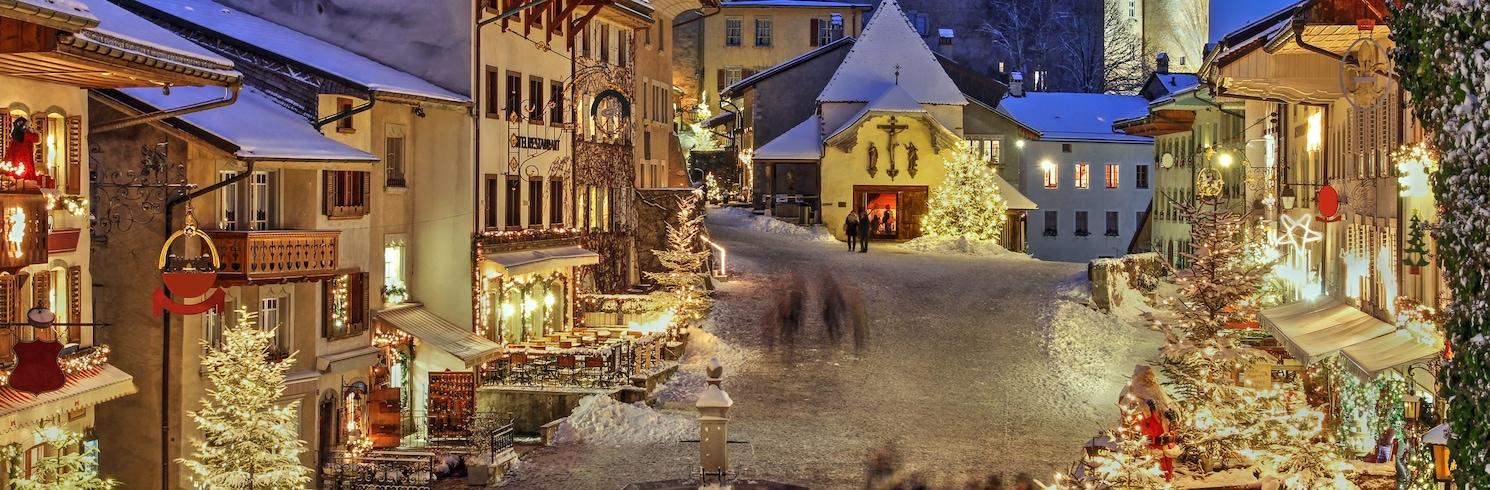 Gruyère, Zwitserland