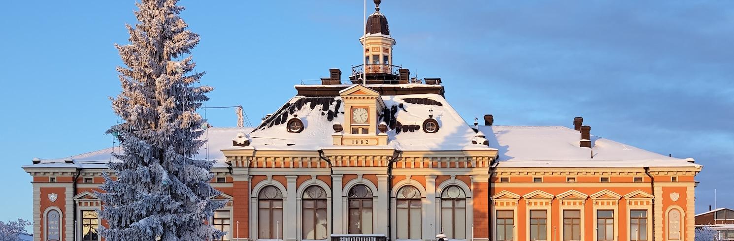 庫奥皮奥, 芬蘭