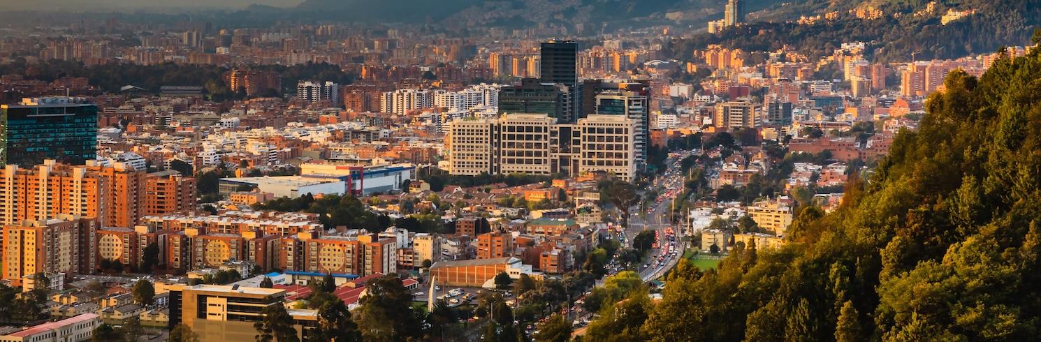 Столичний округ, Колумбія