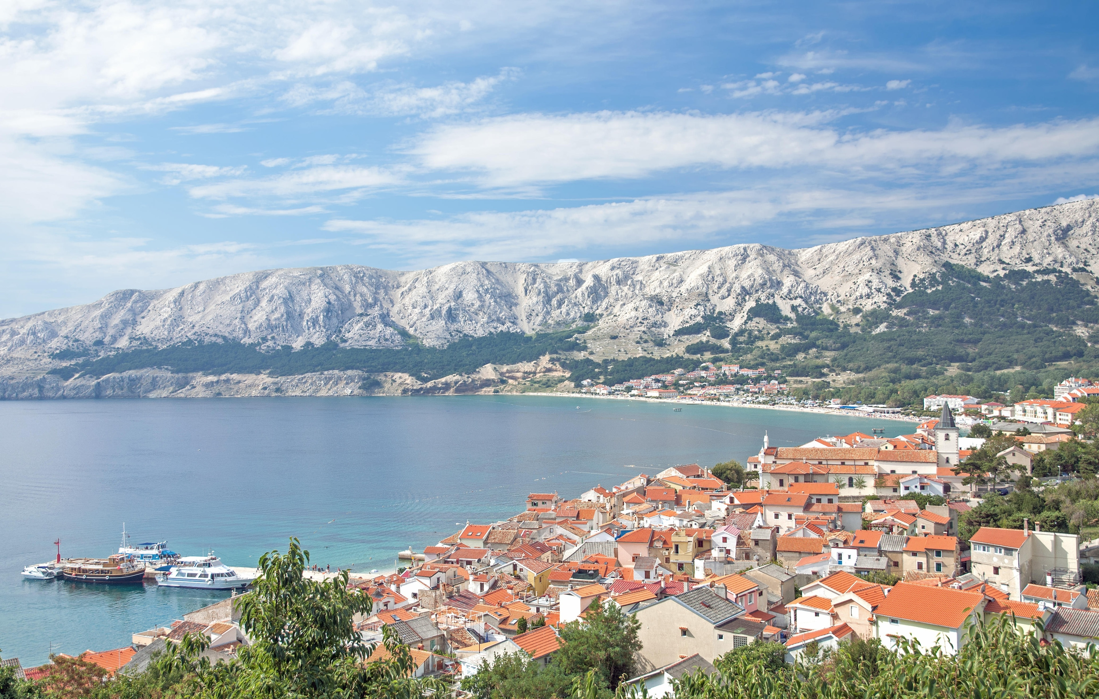 Krk Island, Primorje-Gorski Kotar, Croatia