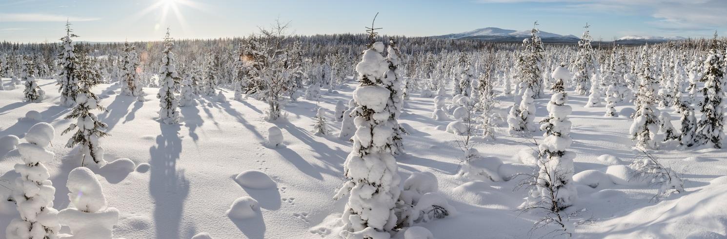 Yllasjarvi, Finlandiya