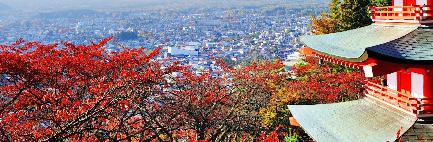 Azagawa, Japan