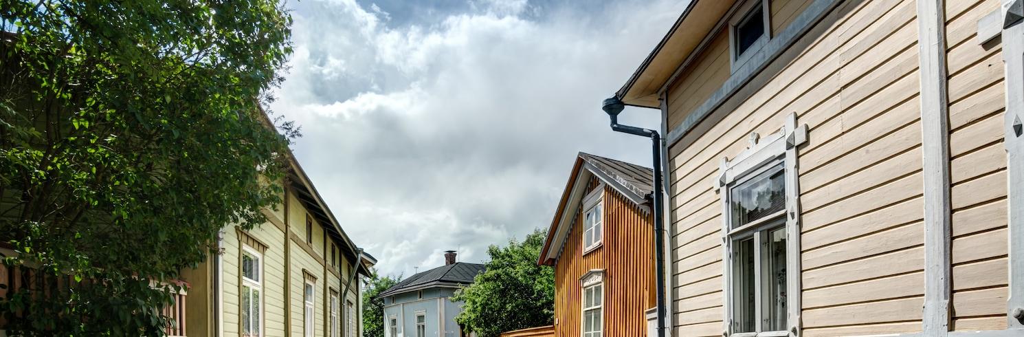 Rauma, Finlandiya