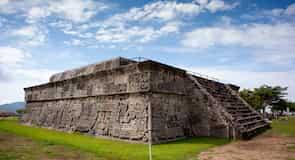 Teotihuacan (starobylé mesto)