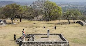 Археологічні пам'ятки зони Шочикалко