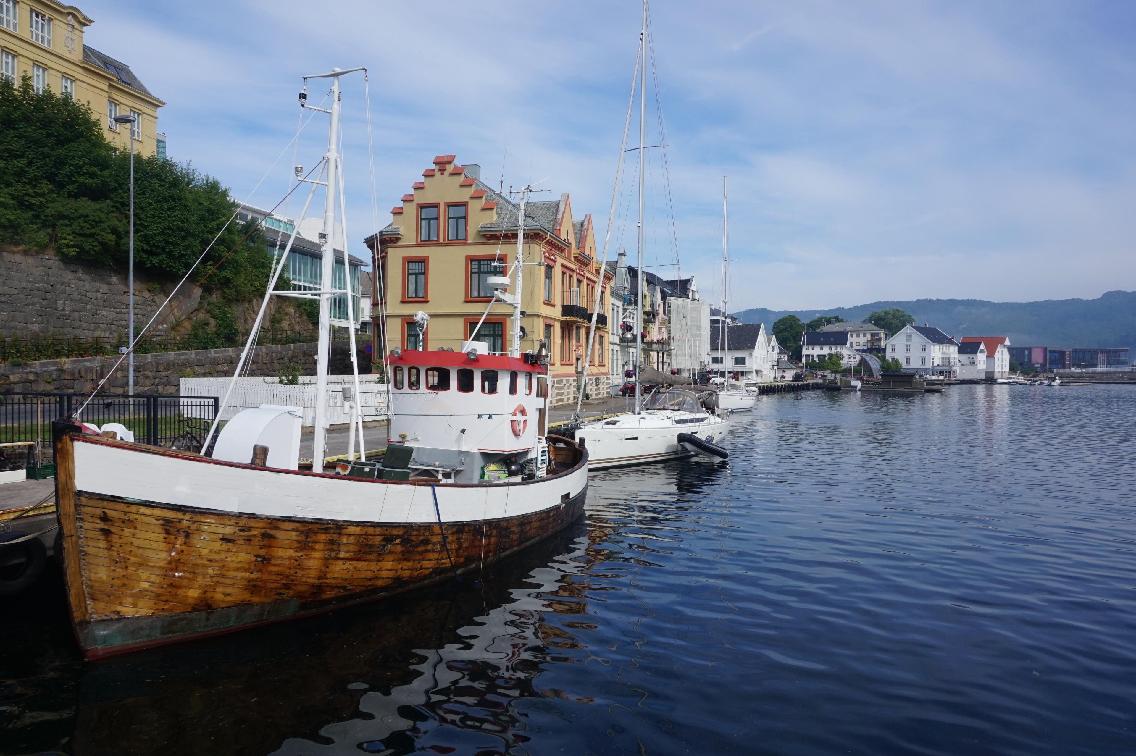 Farsund, Agder, Norwegen