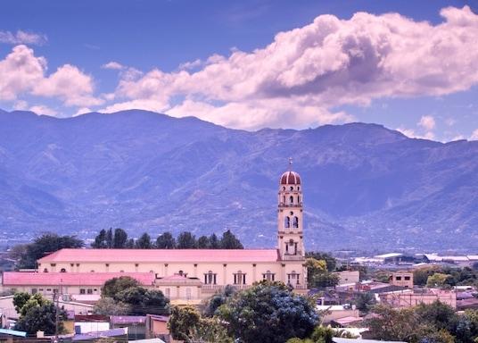 阿拉輝拉, 哥斯達黎加