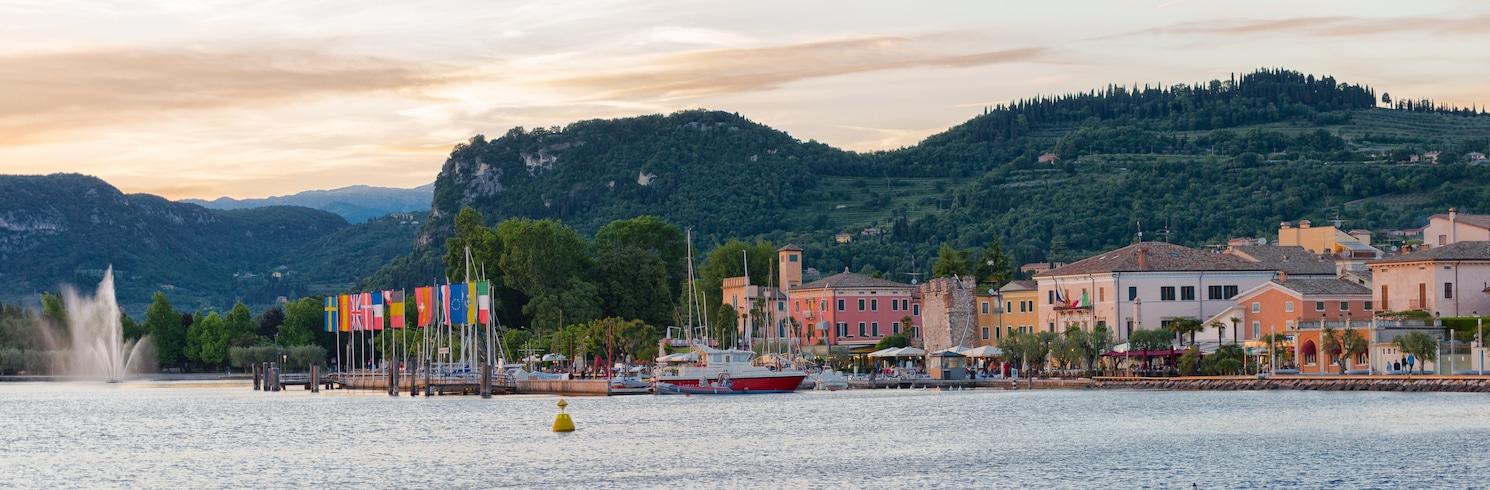 Bardolino, Italien