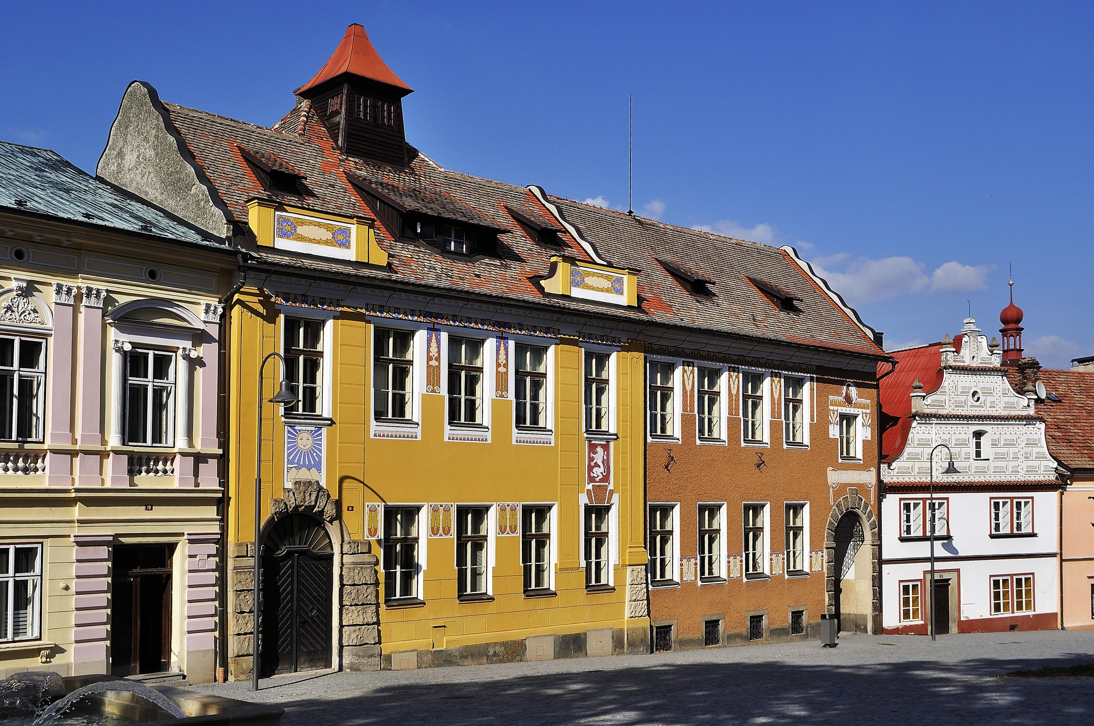Hradec Kralove (region), Tjeckien