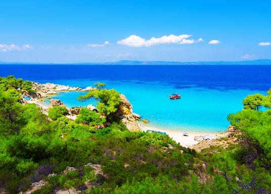 Halkidiki, Kreikka