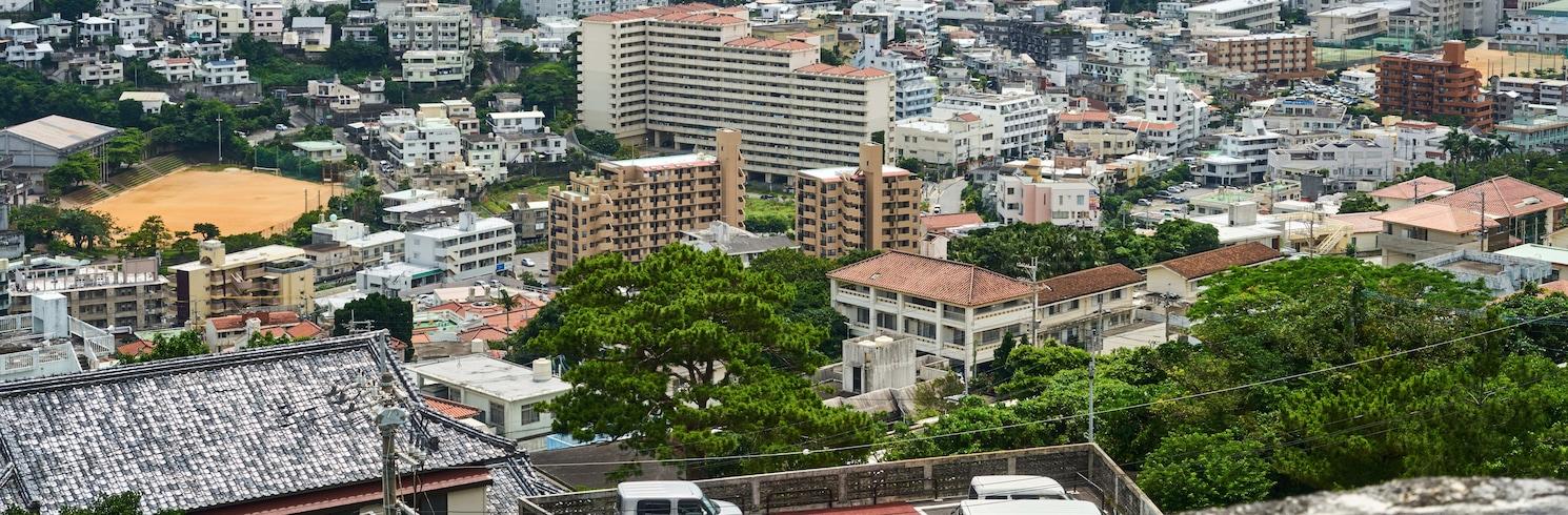 Naha, Japonya