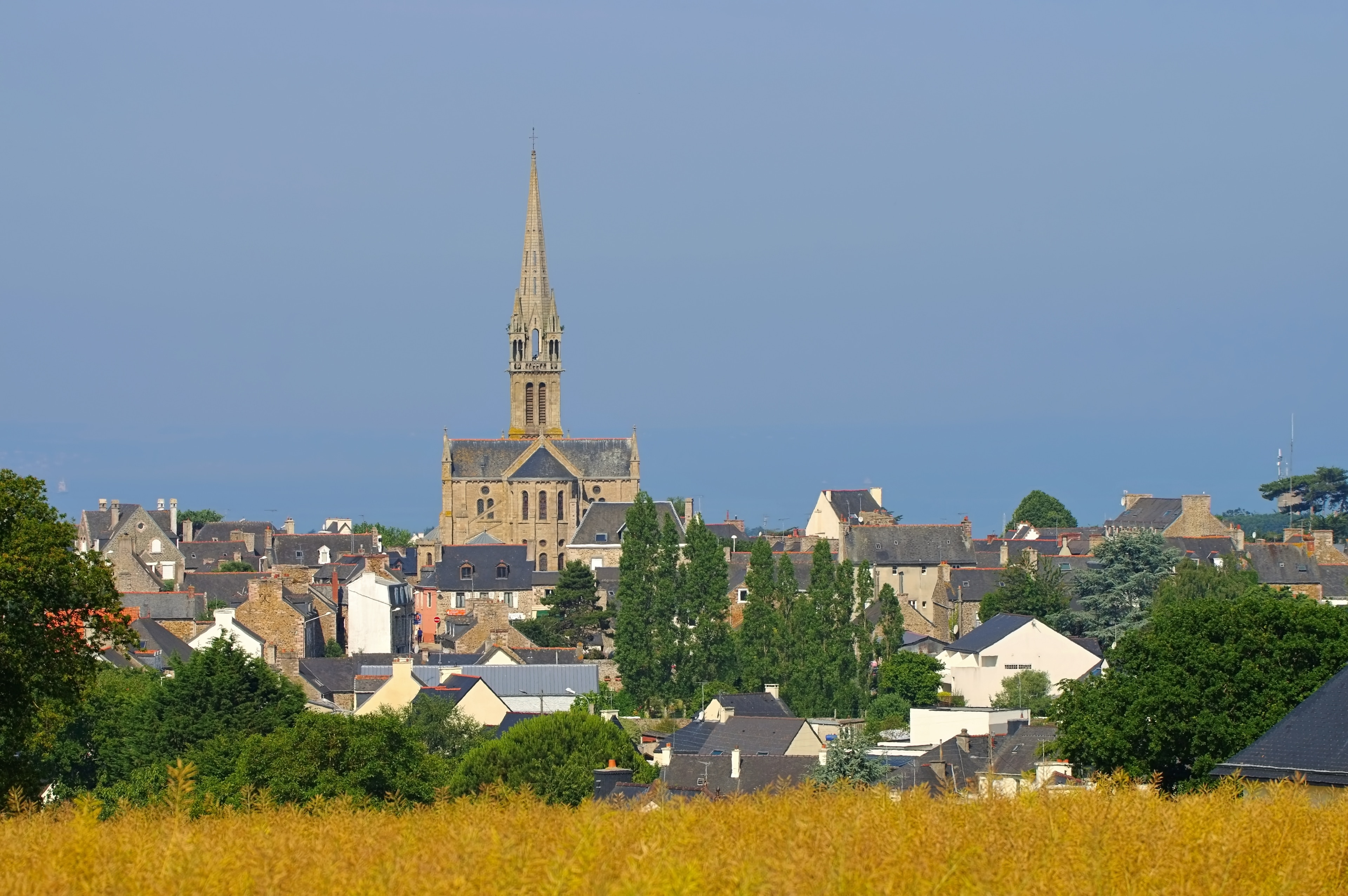 Pleneuf-Val-Andre, Cotes d'Armor, France
