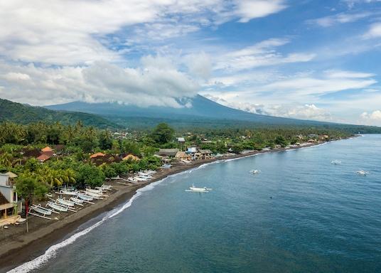 Αμέντ, Ινδονησία