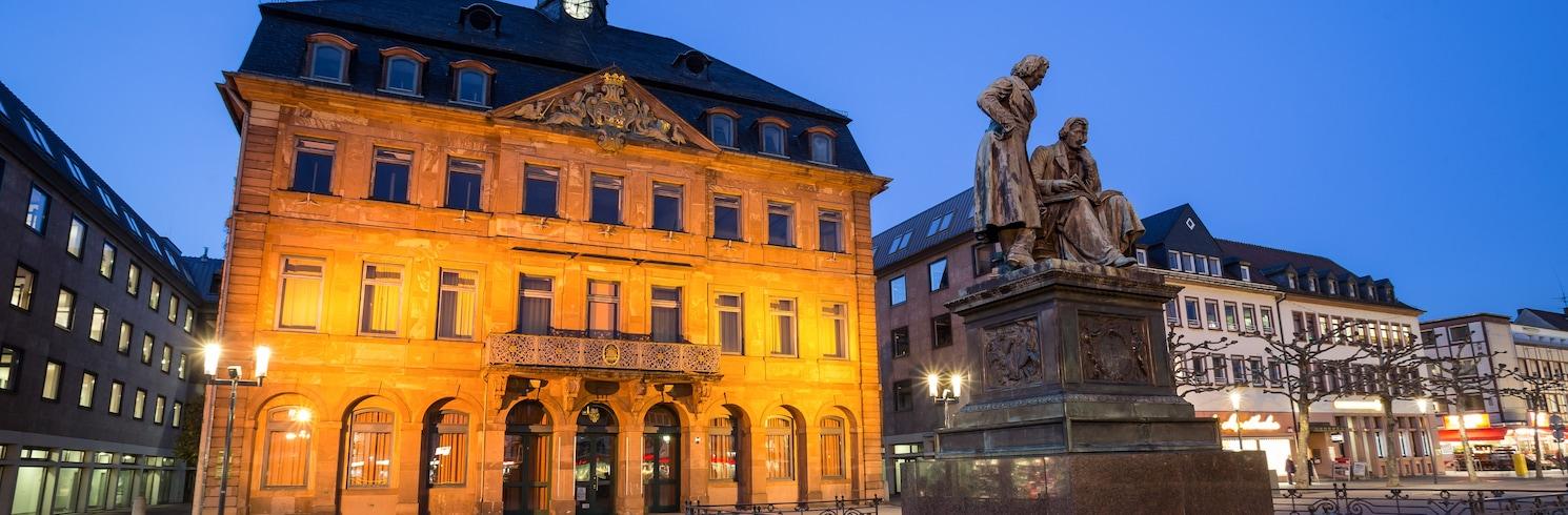 Hanau, Jerman