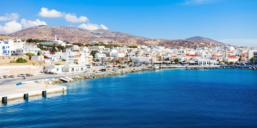 Tinos-Stadt, Tinos, Südliche Ägäis, Griechenland