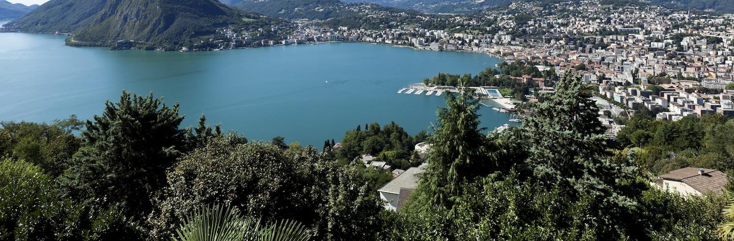 Pugerna, Schweiz