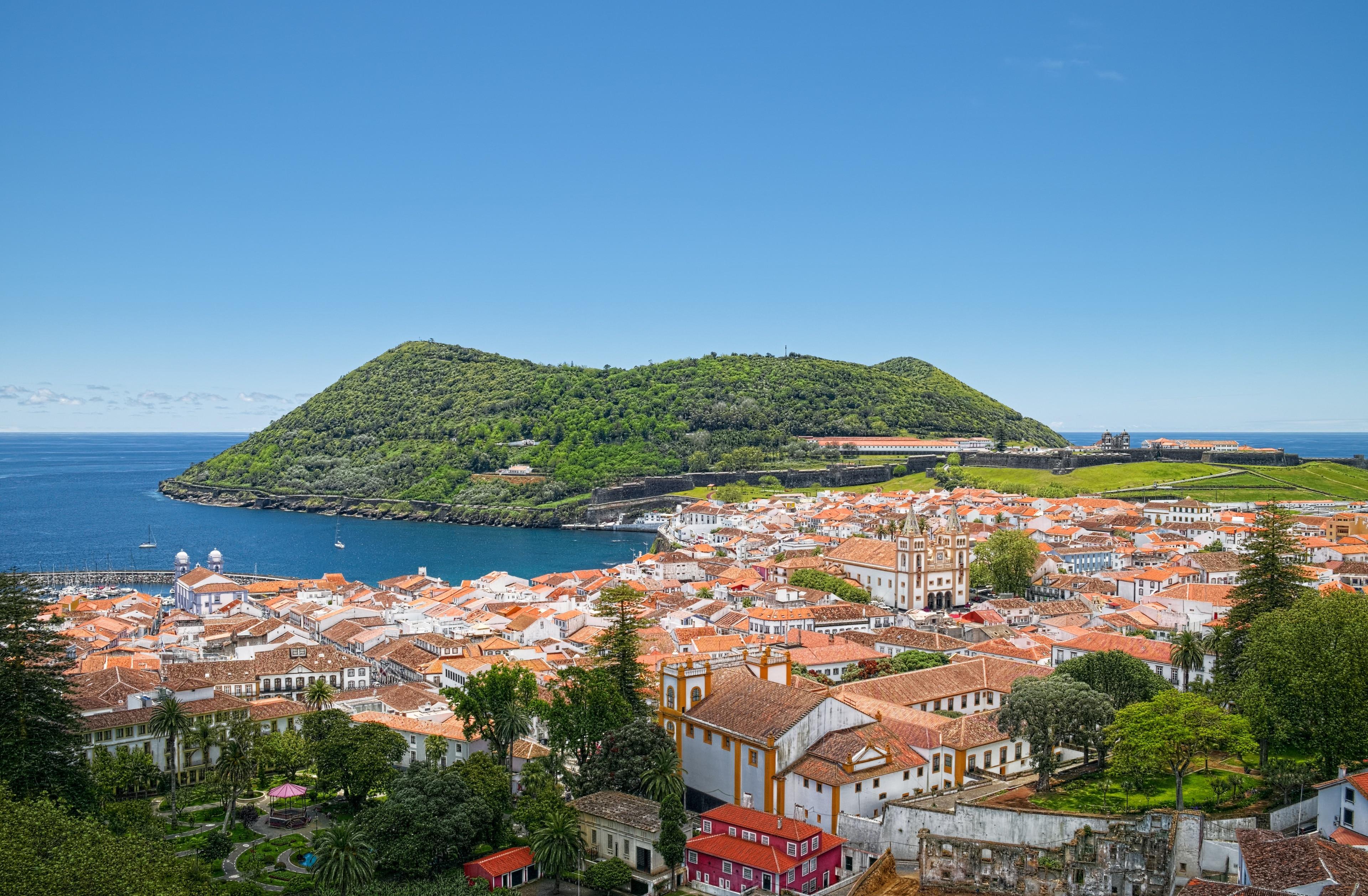 Angra do Heroísmo, Azoren, Portugal