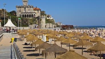 Tamariz-stranden/