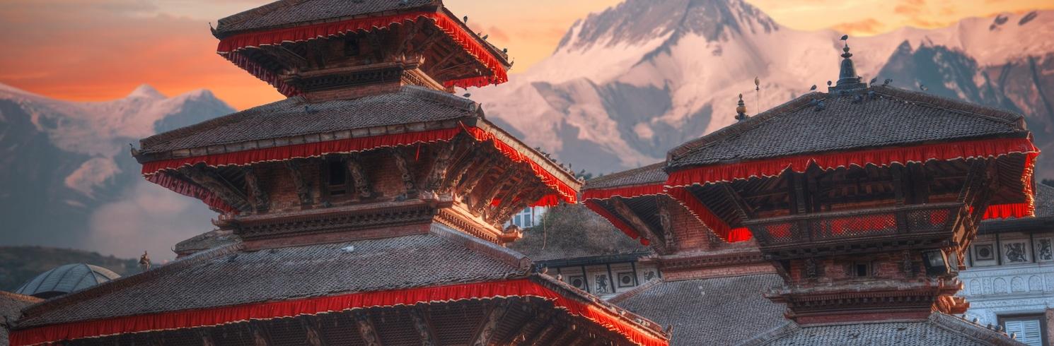 Kathmandu, Nepál