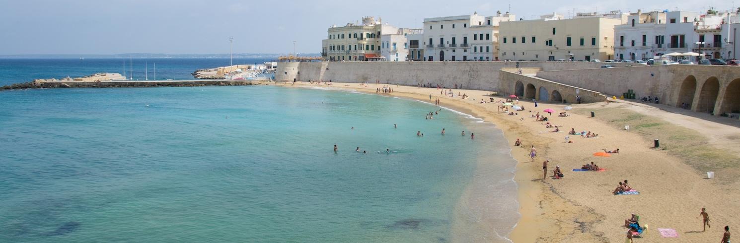Padula Bianca, Itália