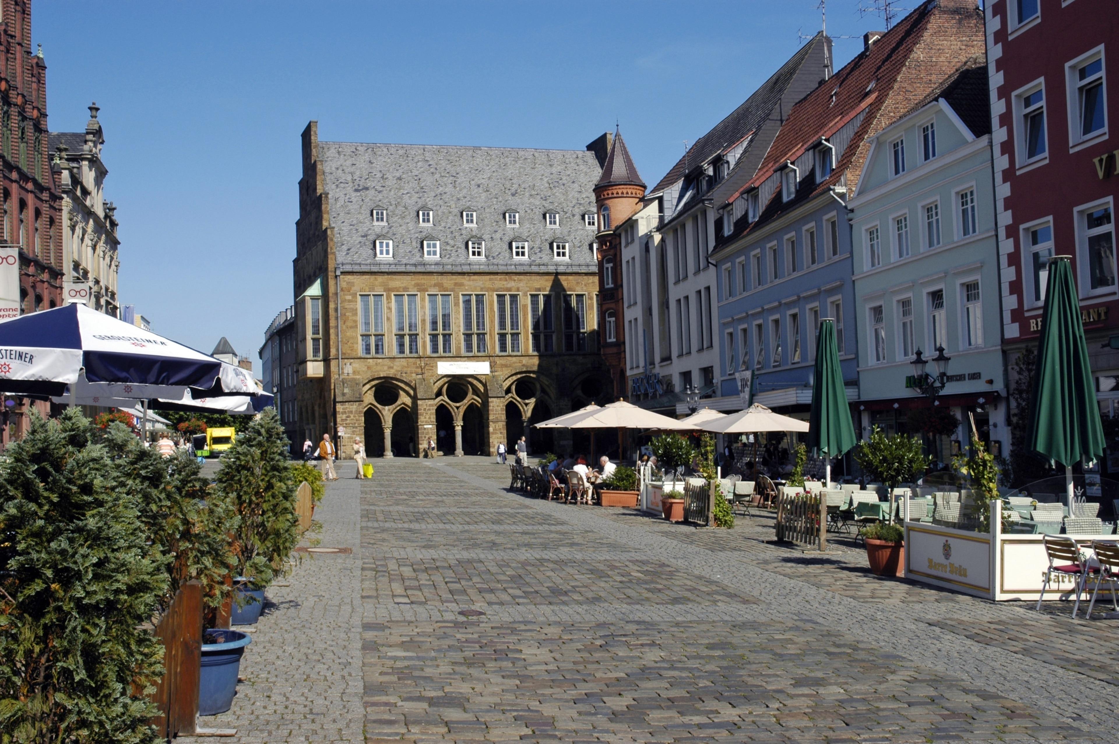 Minden, Noordrijn-Westfalen, Duitsland
