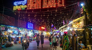 Angkor Night Market (Nachtmarkt)