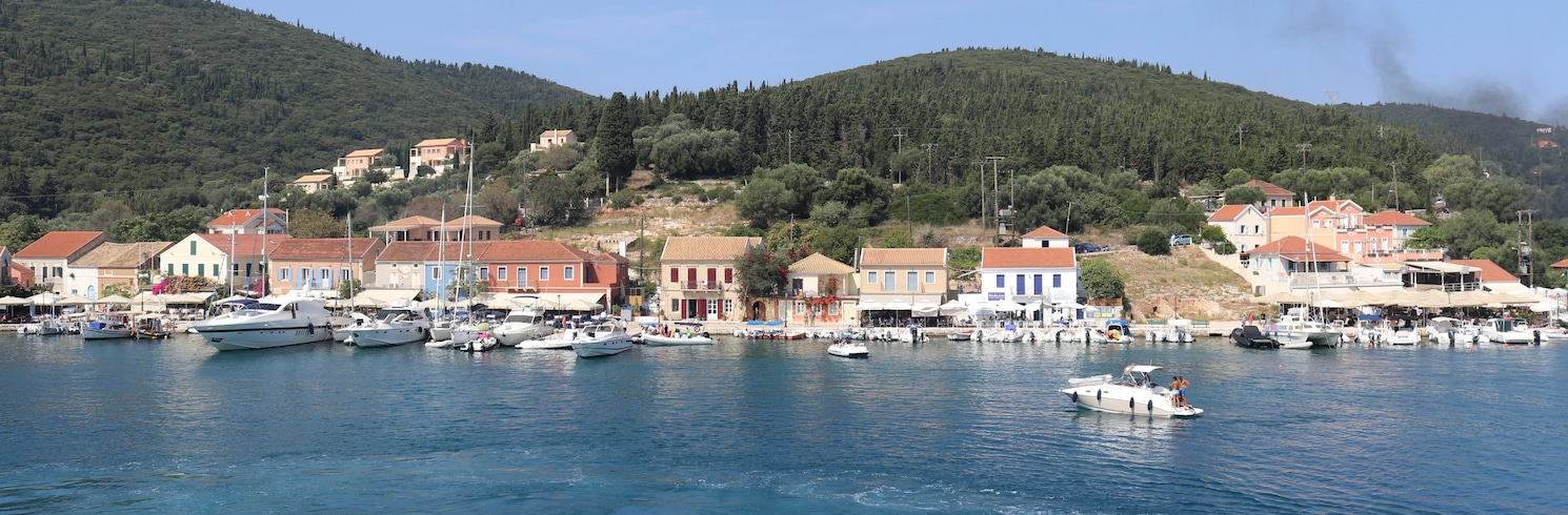 ケファロニア, ギリシャ