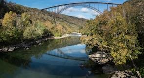 Мост New River Gorge