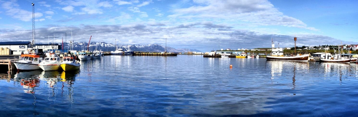 Islandia Utara, Islandia