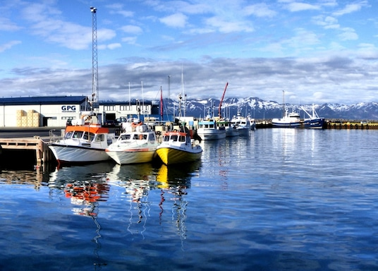 Хусавик, Исландия