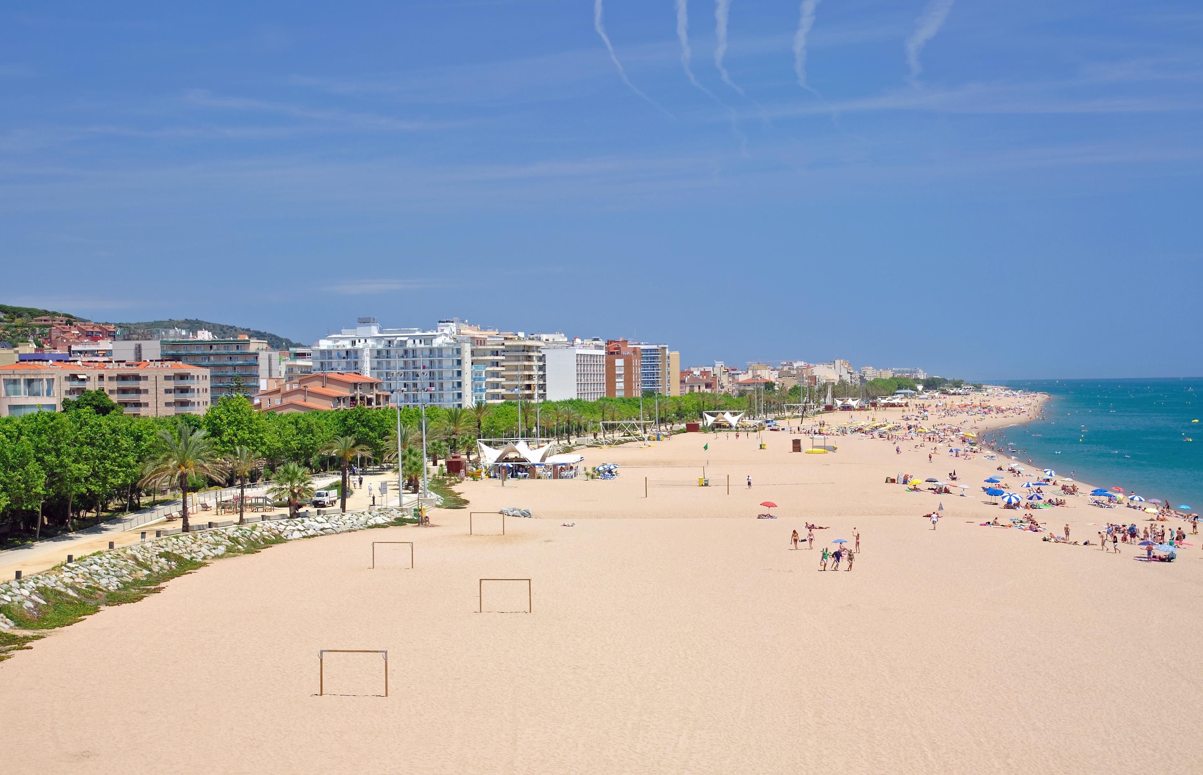 Calella, Catalonia, Spain
