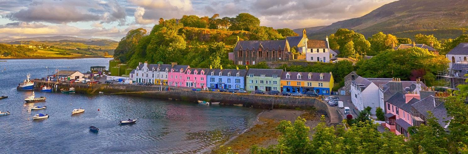 Scottish Islands, United Kingdom