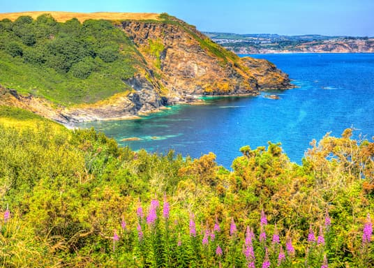 Saint Austell Bay, United Kingdom