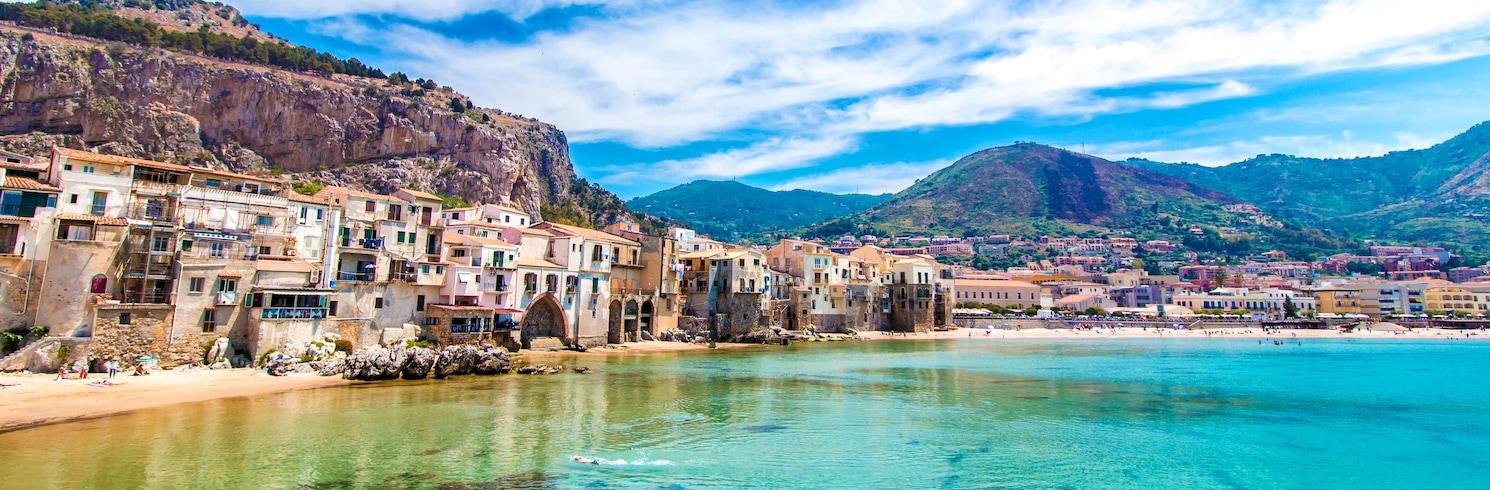 Cefalu Coast, Italy