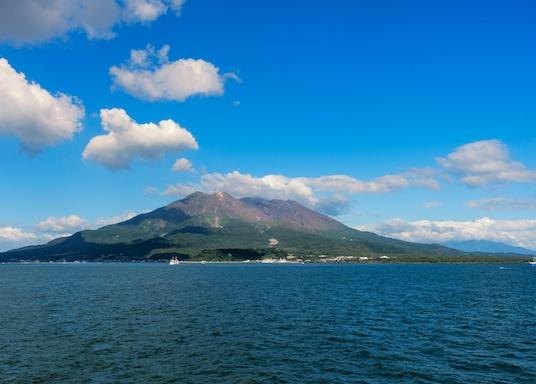 Sakurajima Matsu-ura Cho, Japan