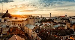 Pusat Bandar Raya Lviv
