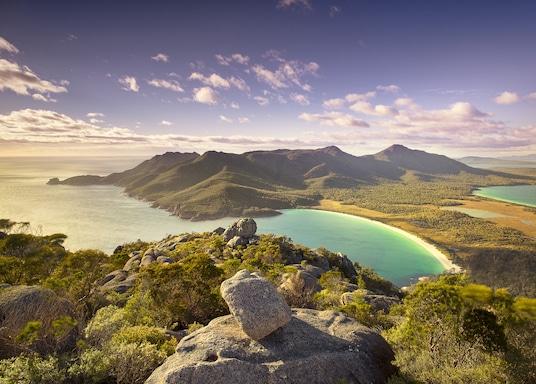 Tasmanian itärannikko, Tasmania, Australia