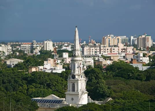 Anna Salai (Mounts Road), India
