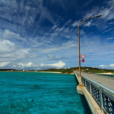 Ikema Ohashi Bridge