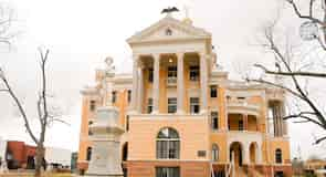 Old Harrison County Courthouse