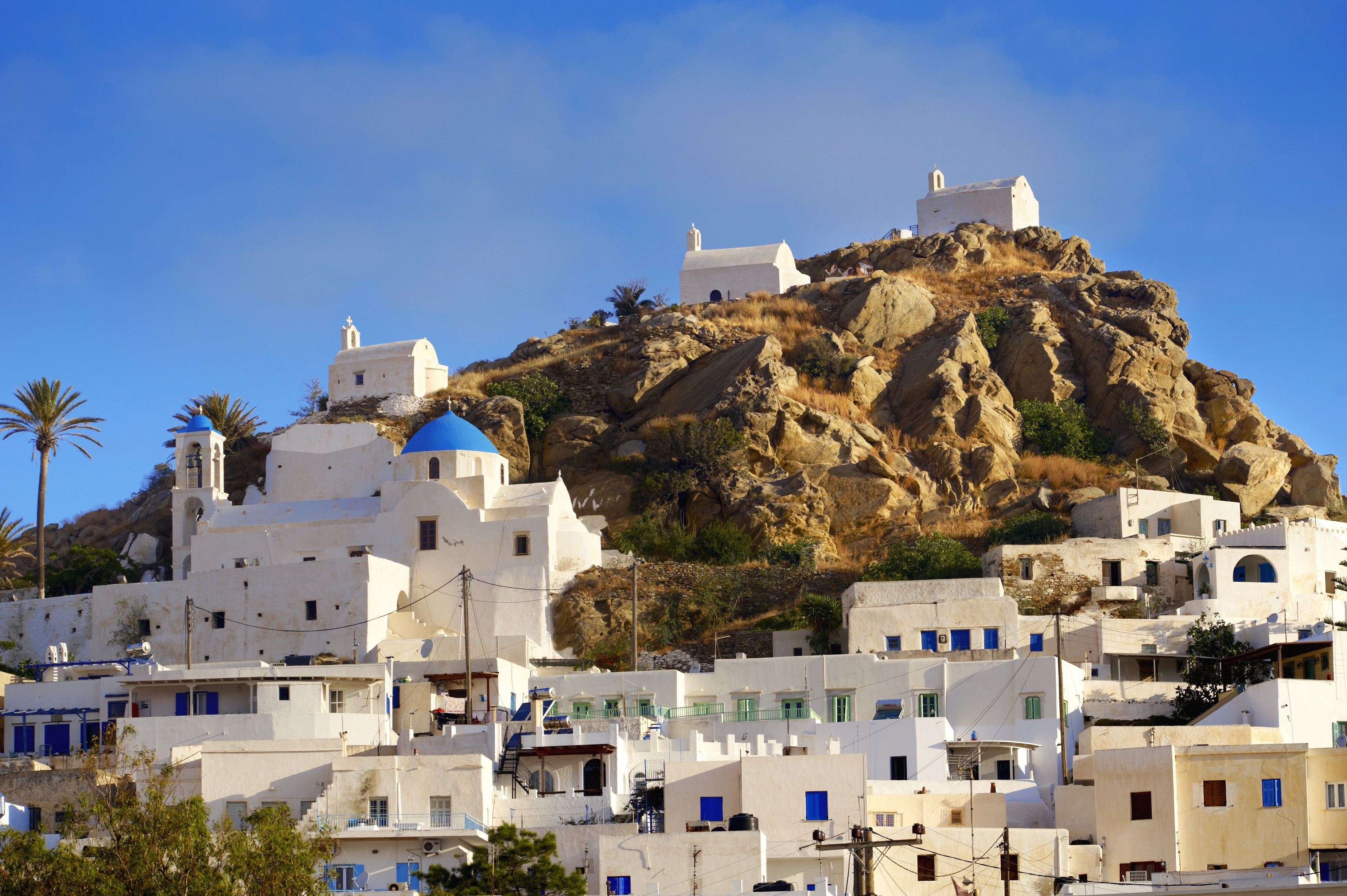 Ios, South Aegean, Greece