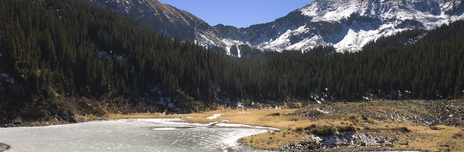 Taos Ski Valley, Nýja-Mexíkó, Bandaríkin