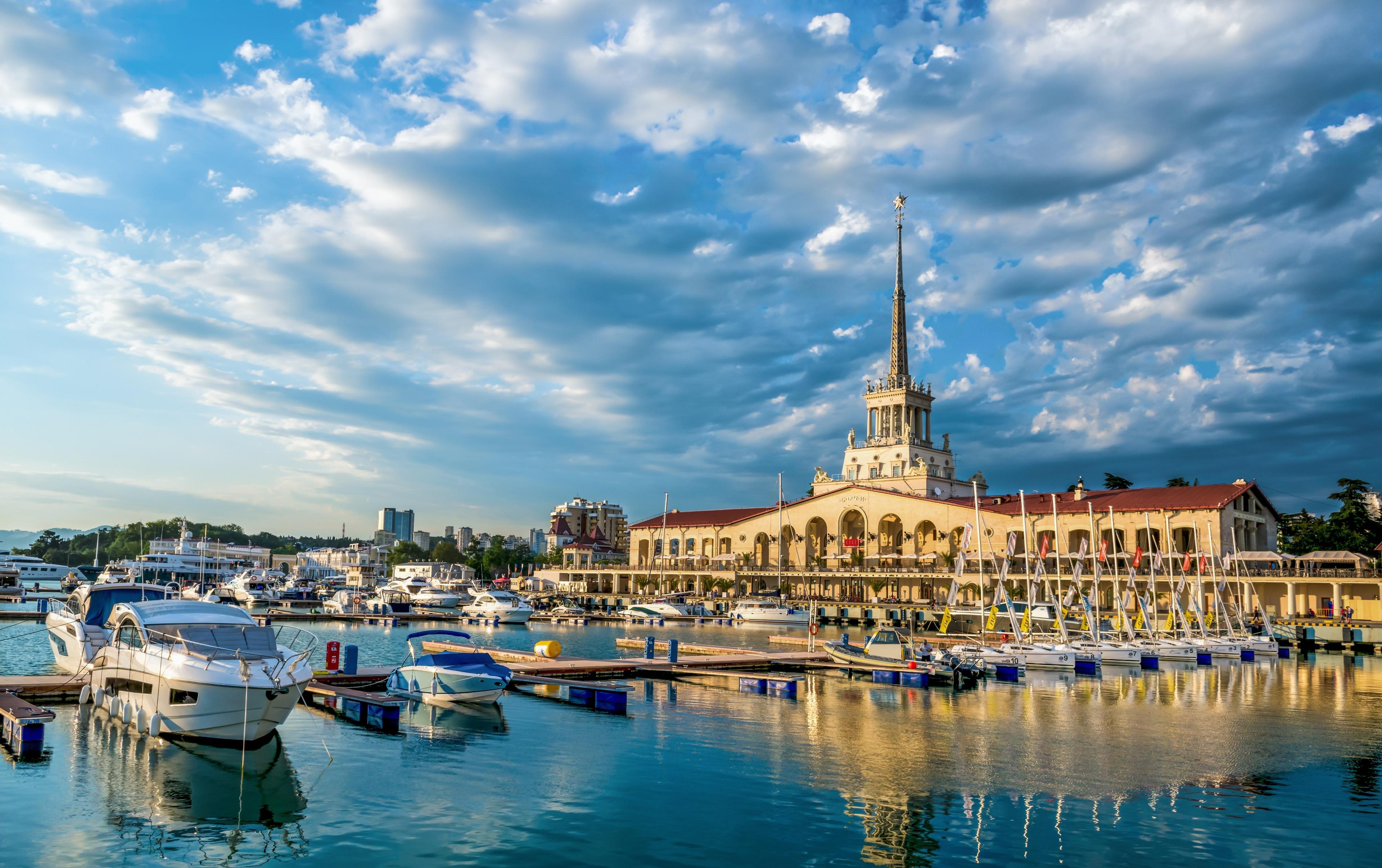 Bolsjoj Sotsji, Kraj Krasnodar, Rusland