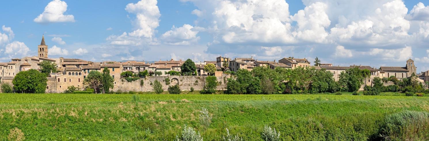 Беванья, Італія