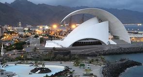 หอประชุมและสถานที่จัดการแสดง Tenerife