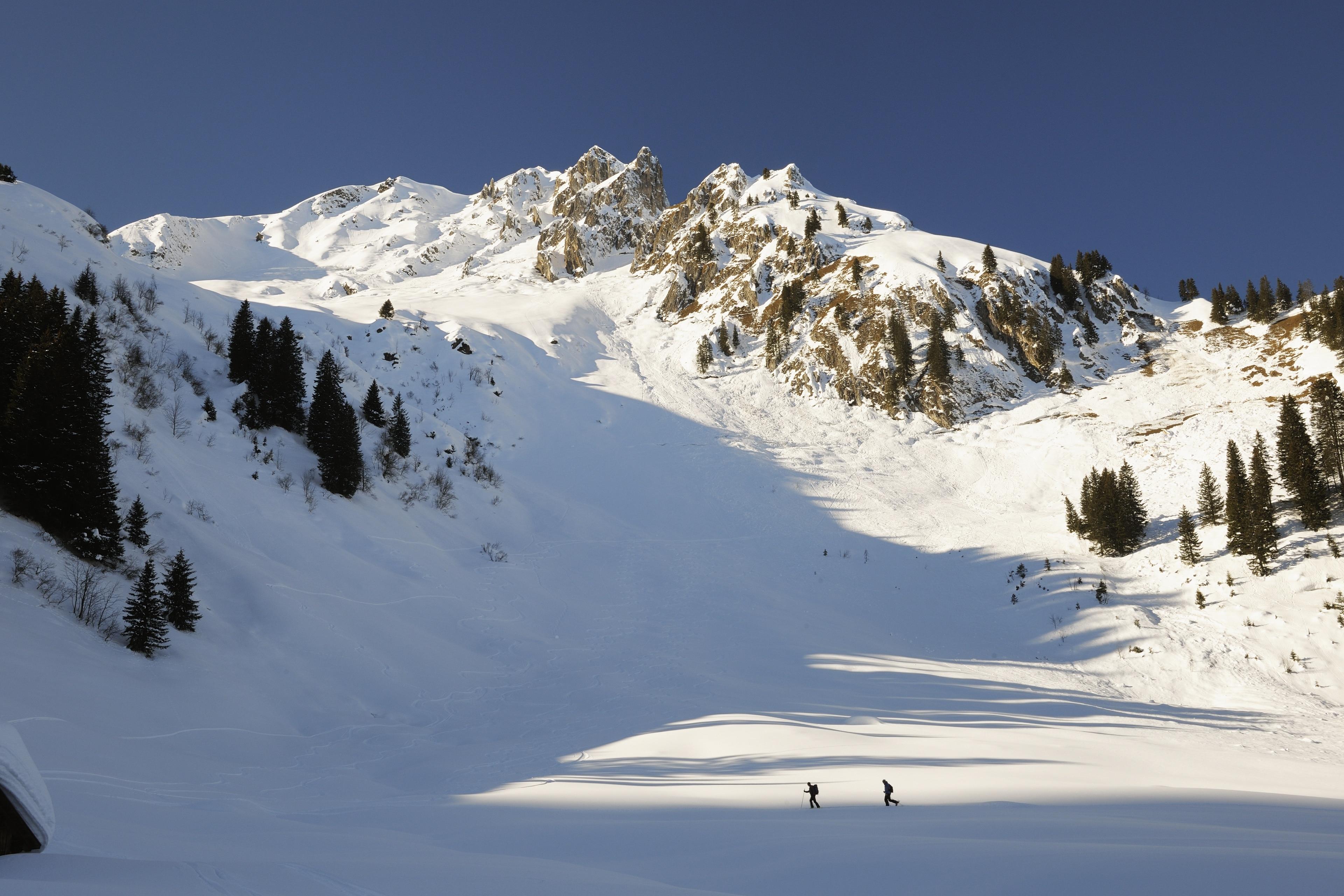 Schruns, Vorarlberg, Österreich